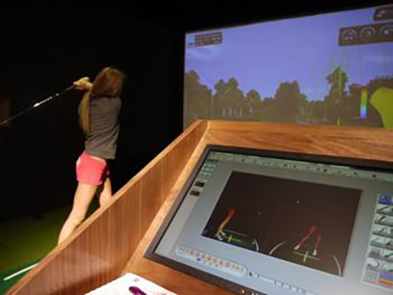 Indoor Golf Academy