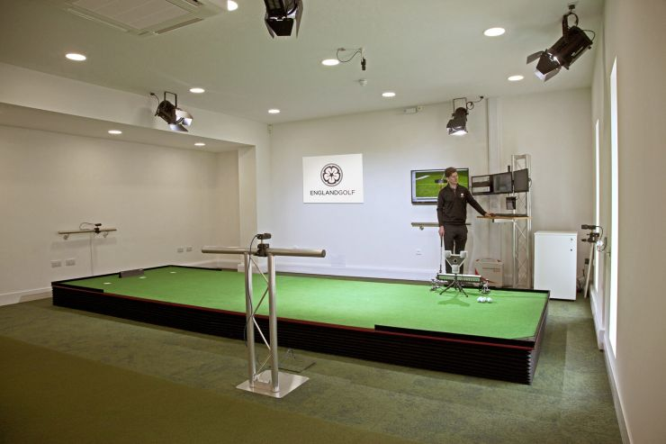 England Golf Putting Studio